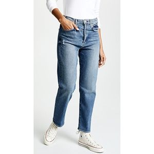 Mcguire Mrs Robinson Relaxed Boyfriend Jeans